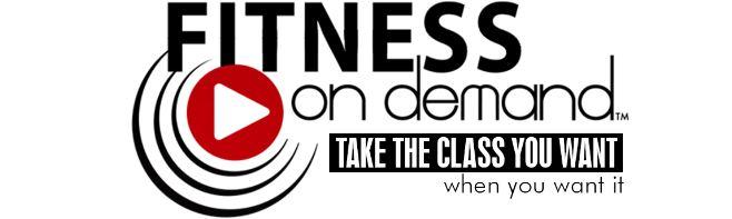 Fitness-on-demand