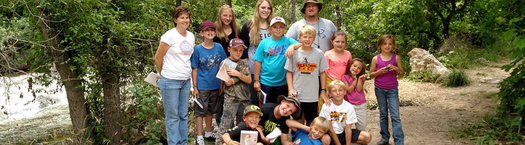 TRVCC Day Camp Audubon Tour