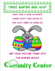 2015 Easter Egg Hunt