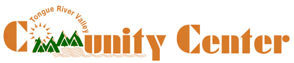 Tongue River Valley Community Center Logo