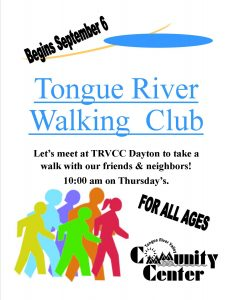 Walking Club @ TRVCC Dayton