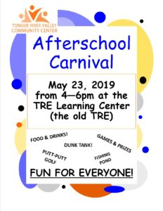 After School Carnival @ Dayton Scott Park