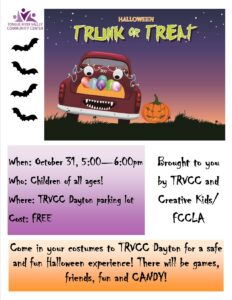 Trunk or Treat @ TRVCC Dayton