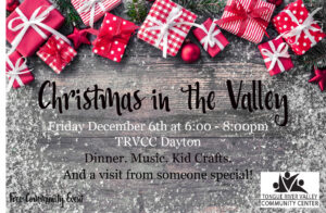 Christmas in the Valley @ TRVCC Dayton